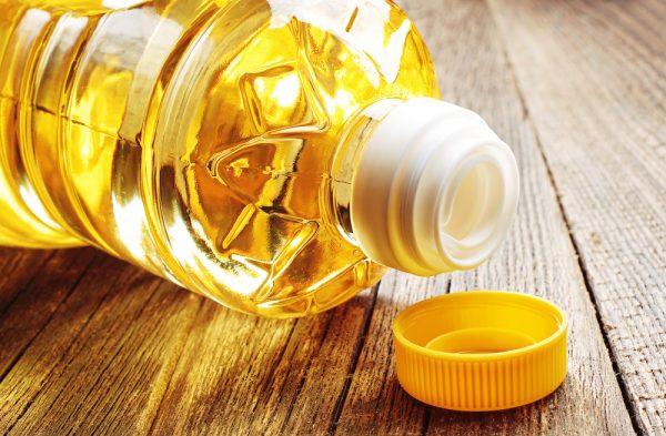 Подсолнечное масло для удаления клеща