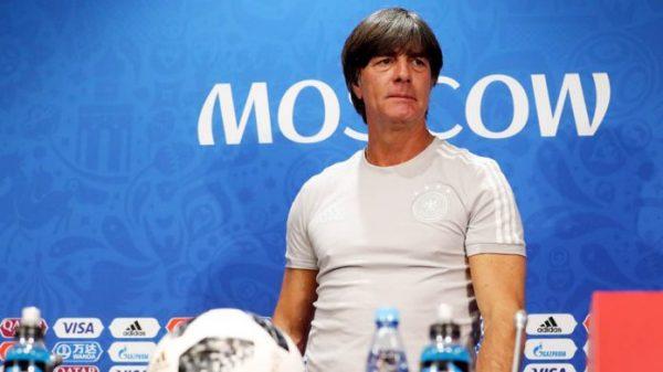 Главный тренер сборной Германии