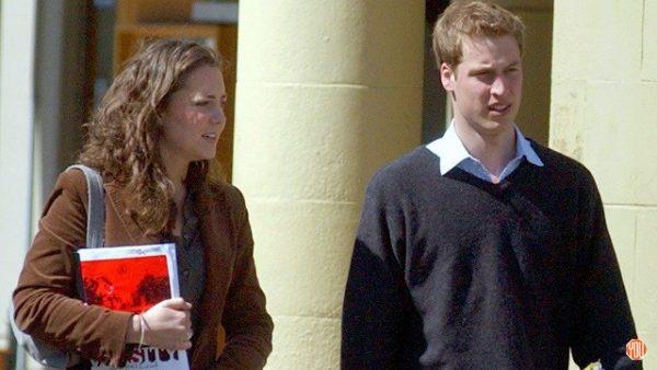Кейт и Уильям познакомились во время обучения в Королевской академии