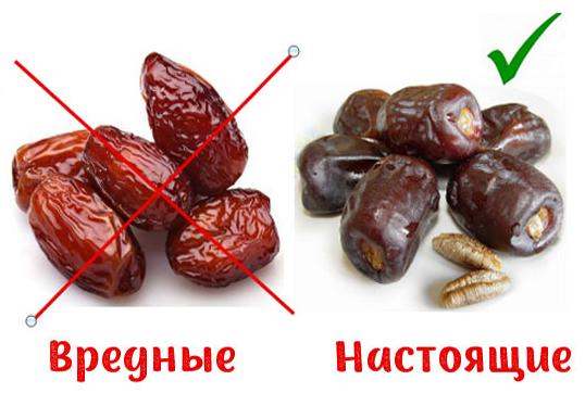 Как правильно выбирать плоды