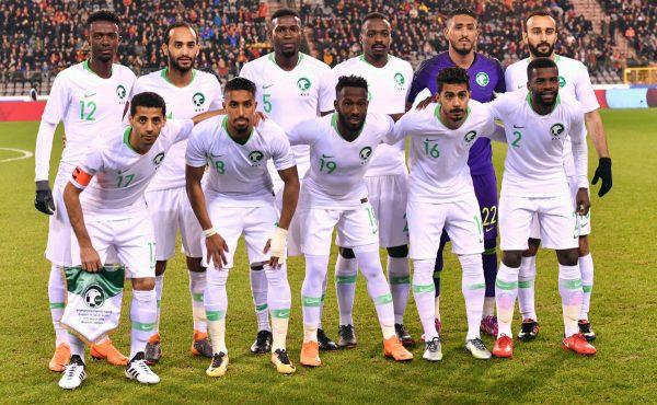 Сборная Саудовской Аравии на Чемпионате мира 2018