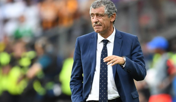 Главный тренер сборной Португалии