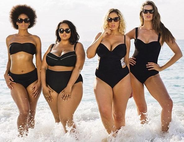 Купальники 2018 года для полных женщин: модные тенденции, фото