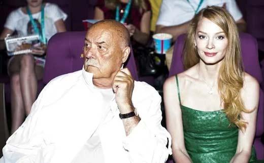 С актрисой Светланой Ходчнковой