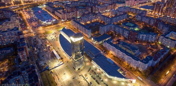 Беговая станция метро в Санкт-Петербурге