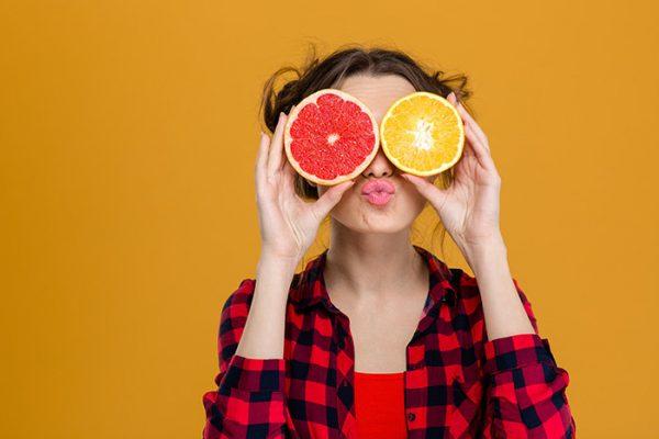 В овощах и фруктах нет глютена