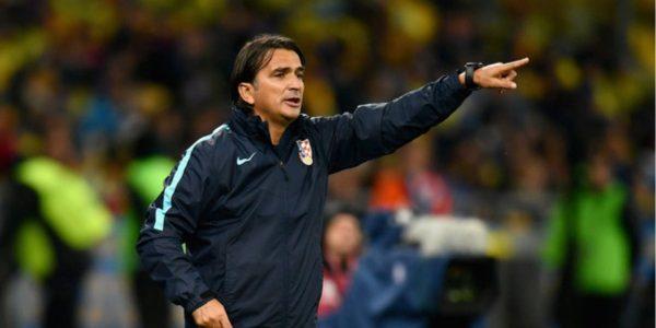 Тренер сборной Хорватии
