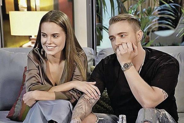 Дарья и Егор на свидании
