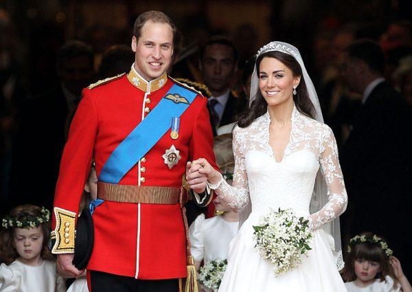 Свадьба наследника британского престола