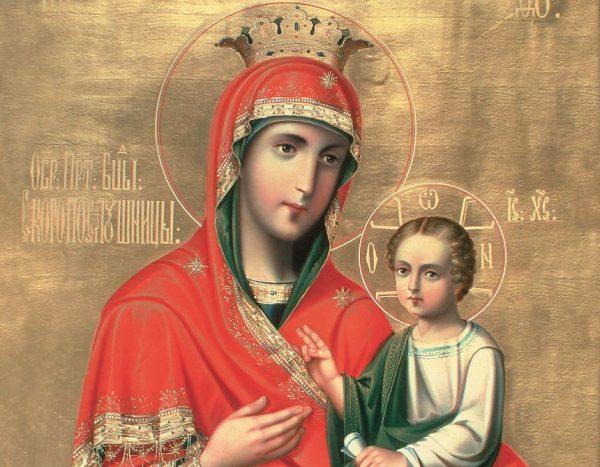 день чудотворной иконы Милующей Божьей Матери