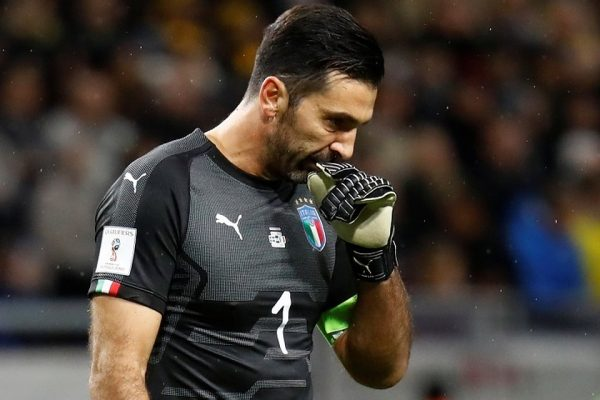 Италия впервые за 60 лет не сыграет на чемпионате мира