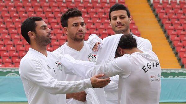 Египет проиграл в матче с российской сборной