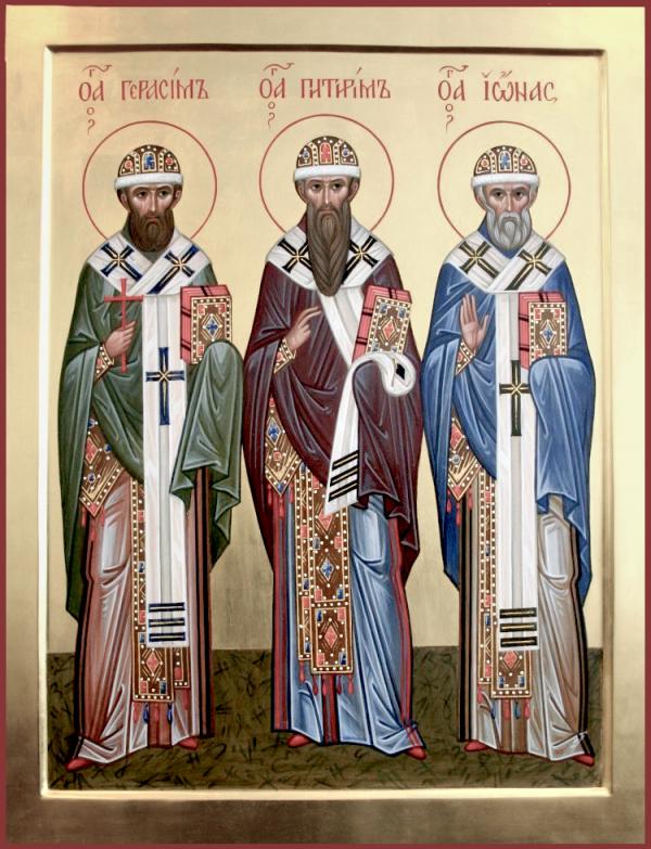 Святитель Ио́на Великопермский