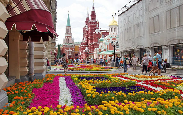 Прогноз погоды для Москвы на июнь 2018
