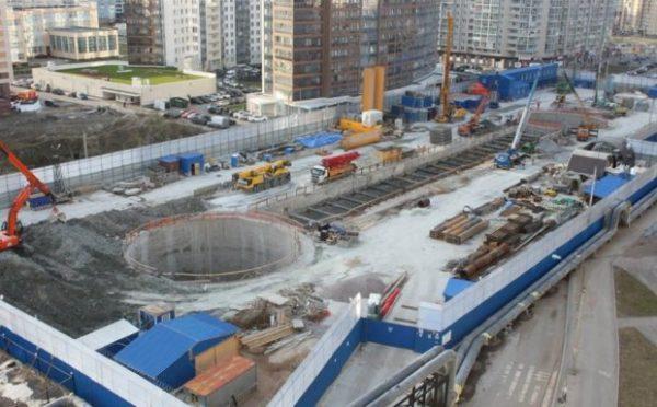 Когда откроют новую станцию метро в СПб