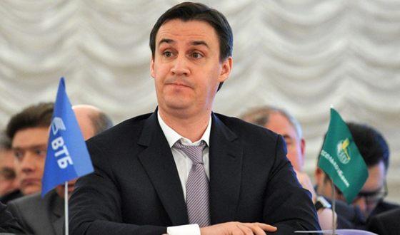 В 2015 году Дмитрия Патрушева признали банкиром года