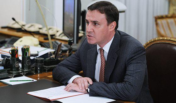 Дмитрий Патрушев стал сотрудником ОАО «Внешторгбанк» («Банк ВТБ»)