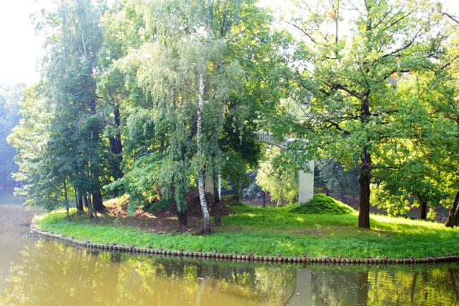 Природный парк Царицыно