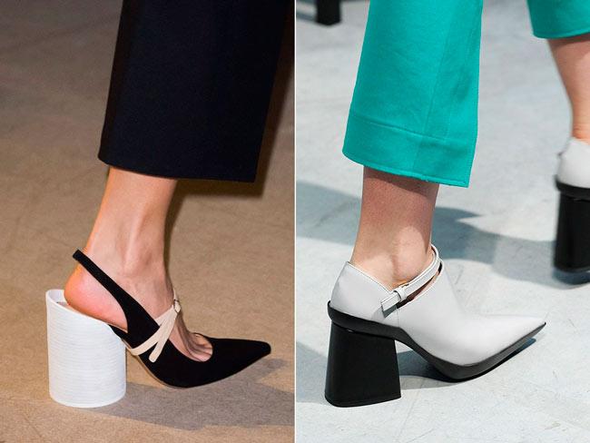 квадратный каблук