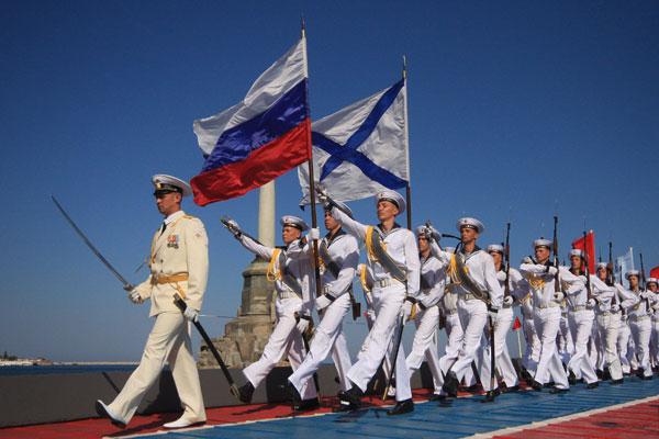 День ВМФ в Санкт-Петербурге: программа мероприятий