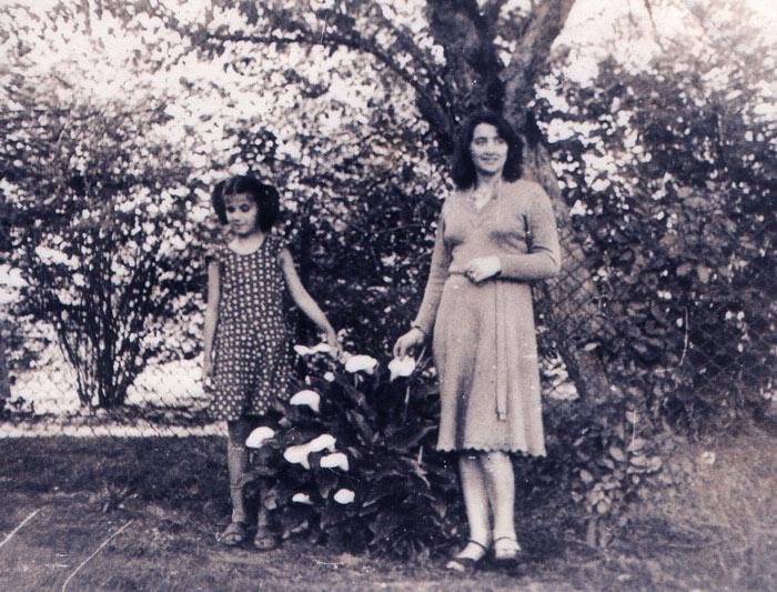 В раннем возрасте Диана Гурцкая