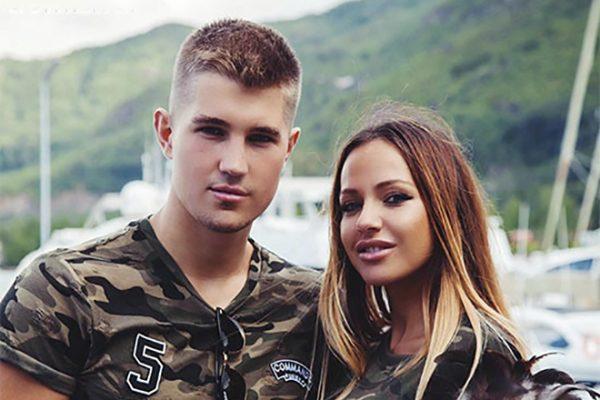 Роман Гриценко и Лиза Триандафилиди