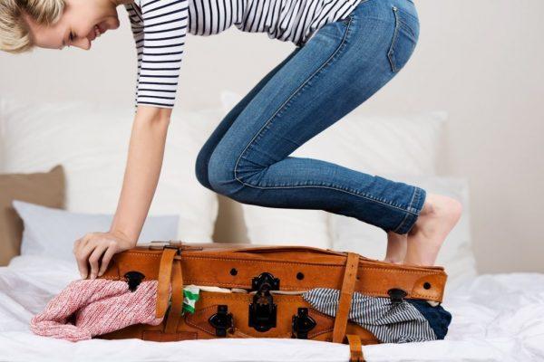 Собираем чемодан с умом