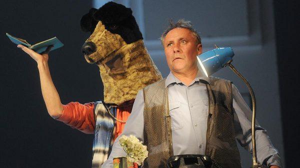 Александр Шеховцов принимал участие в театральных постановках