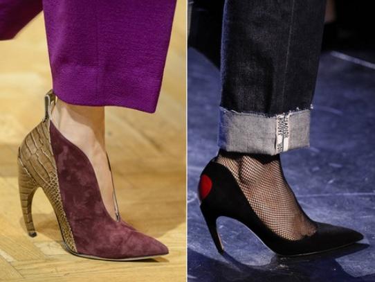 Модная обувь осень-зима 2018-2019: модные тенденции, фото