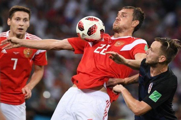 Основное время матча Россия – Хорватия завершилось ничьей