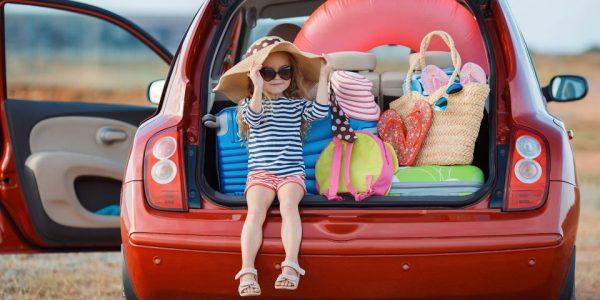В поездку с маленькими детьми