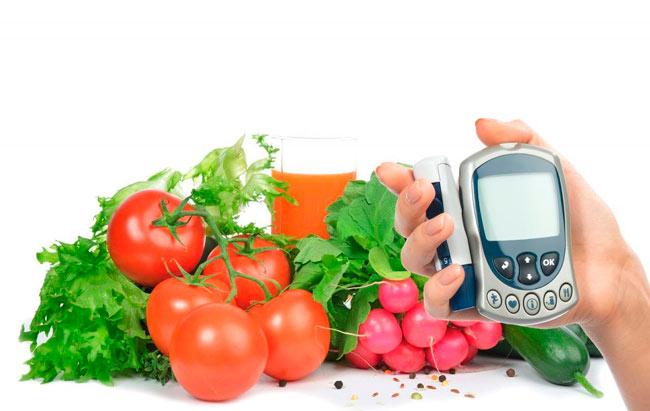 Овощи обязательный в рационе питания
