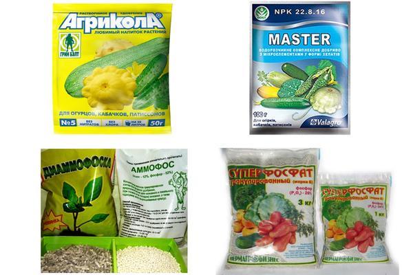 Органические минеральные удобрения для огурцов