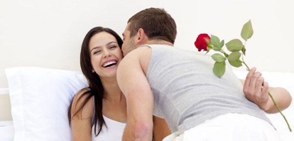 Нужно всегда удивлять друг друга в браке