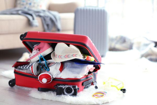 Сборы чемодана