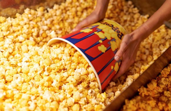 Кукурузный попкорн