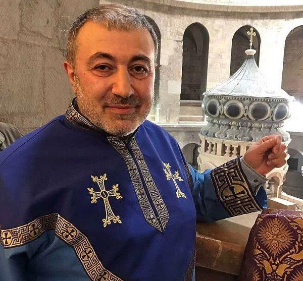 Убитый Михаил Хаатурян