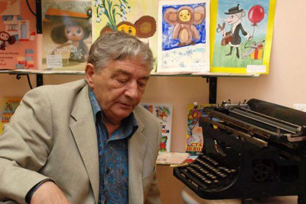 Успенский написал много детских книг
