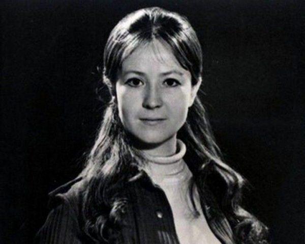Тамара Дегтярева в молодости