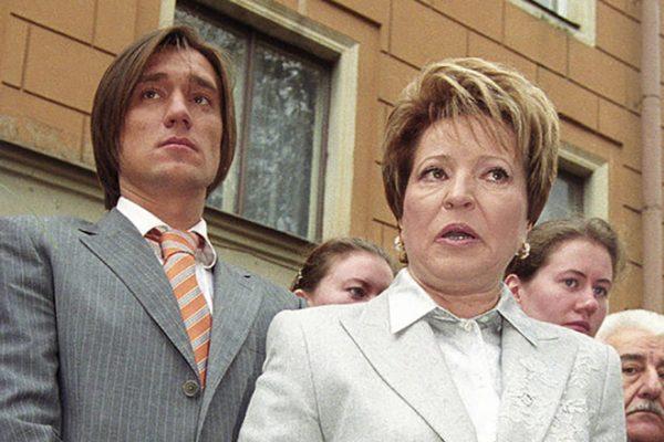 Сын Валентины и Владимира