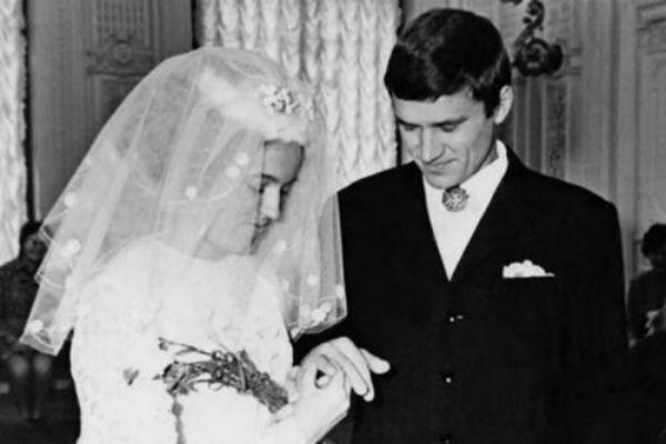 Валентина и Владимир Матвиенко: фото со свадьбы