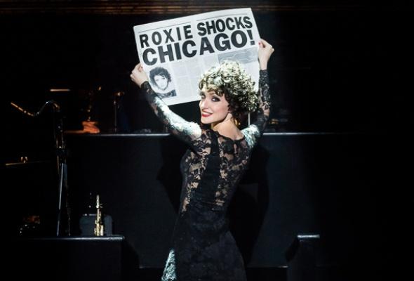 """В мюзикле """"Чикаго"""""""