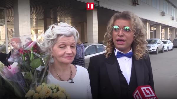 Гоген с женой