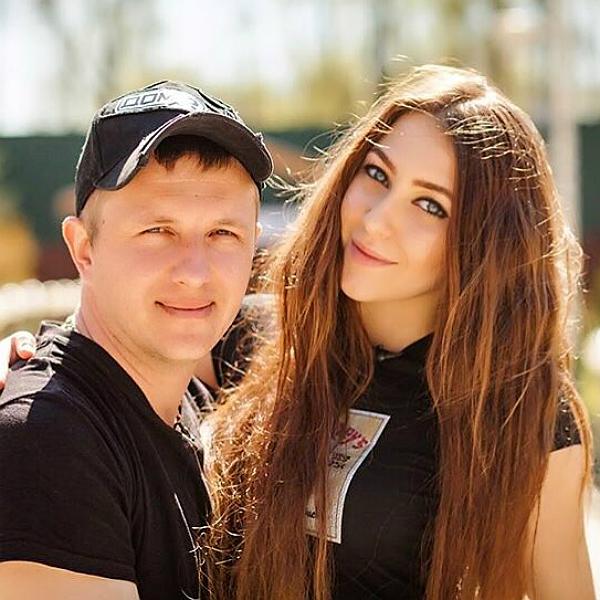 Алена Рапунцель и Илья Яббаров