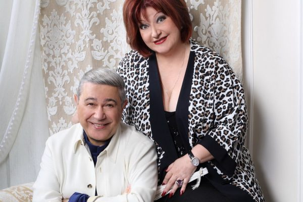 Евгений Петросян и Елена Степаненко подали на развод