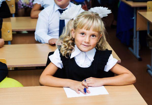 Когда детям идти в школу