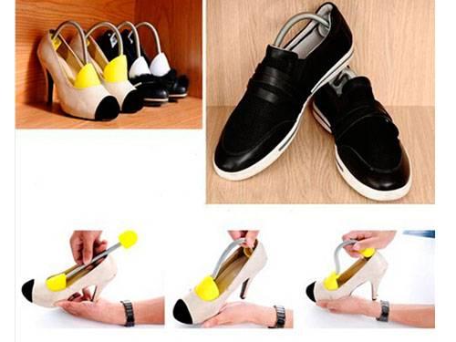 Способы растягивания обуви