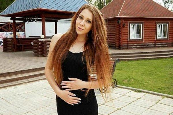 Беременная Алена Рапунцель