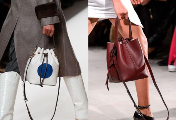 Модные сумки с длинной ручкой