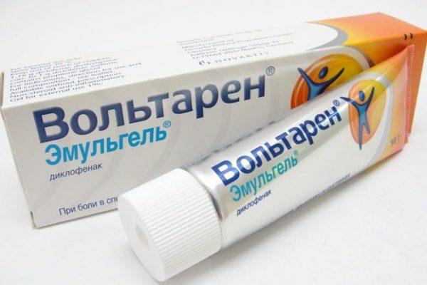 Мазь Вольтарен